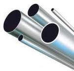 Titanium buis
